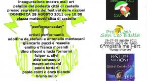 Performanceday – Città di Castello 2011