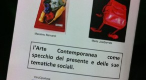 MASSIMO BERNARDI, MateriArt
