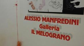 Alessio Manfredini, Il rifiuto