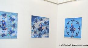 I Santini Del Prete, il ventennale,  5 maggio 2012, alla galleria Il Melograno