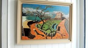 Enrico Bulciolu, Vecchia panchina azzurra