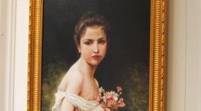 Giorgio Conti, La petite fille au bouquet