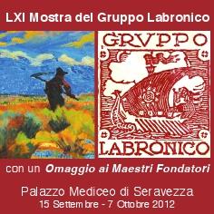 Sessantunesima Mostra del Gruppo Labronico a Seravezza (15/9 – 7/10)