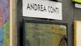 Rotonda 2012, Andrea Conti