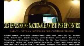XIX Esposizione Nazionale d'Arte Artisti per Epicentro, Barcellona P.G , (Messina) (6/10-28/10)