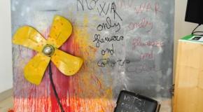 Andrea Conti, Terrorpunkart pro pace e La Fine dell'Arte..
