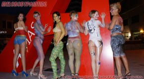 MELOBODYPAINTING