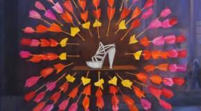 Angela Sacchelli, sabato 22 dicembre, galleria Il Melograno