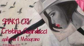 Personale di Cristina Guarducci, le fotografie di Shakti Cri