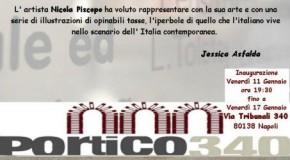Nicola Piscopo a Napoli, Altrimenti e New Taxes in Italy