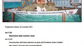 L'opera di Biagio Chiesi e il Presepe nella Chiesa di Sant'Andrea,  a Livorno,  26 gennaio
