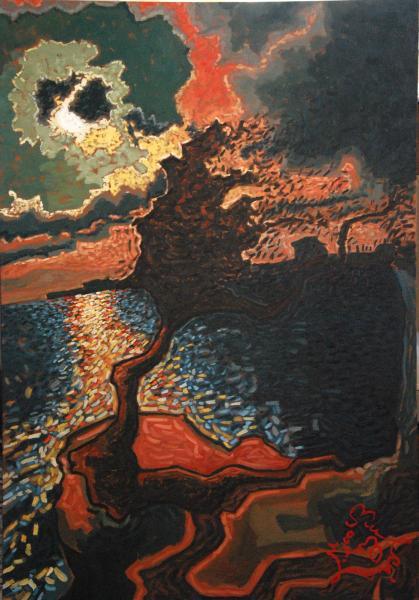 Enrico Bulciolu, Tramonto da sogno