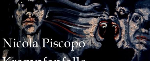 Nicola Piscopo e Krampfanfalle alla galleria Il Melograno, a Livorno (30/03 – 05/04)