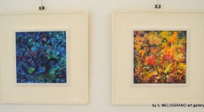Araldo Camici, le foto della mostra alla galleria Il Melograno di Livorno