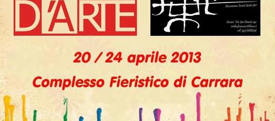 TOSCANA ARTE – G. MARCH LIVORNO,  Carrara Giorni d'arte, 20-28 aprile