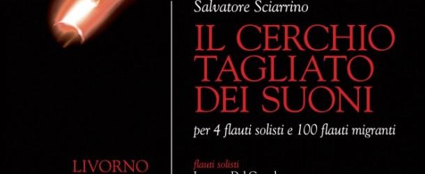 Salvatore Sciarrino, Concerto al Teminal Crociere, Livorno sabato 13 aprile