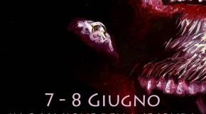 Nicola Piscopo a Palazzo Venezia, Napoli 7-10 giugno