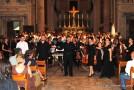 Concerto dell'Istituto Mascagni a Campiglia, lunedì 24 giugno