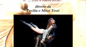 Laboratorio di Danza e Movimento, con la partecipazione di Luigi Quarta, sabato 22 giugno al Goldoni di Livorno.