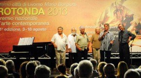 I partecipanti al Premio Rotonda Livorno  2013