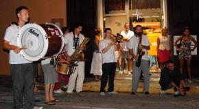 Effetto Venezia 2013, la serata inaugurale ad Austral Viaggi con L'Orchestrino