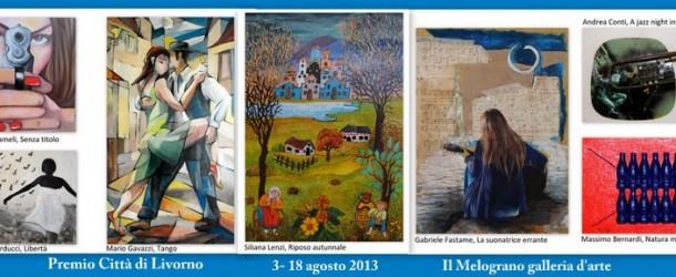 Rotonda 2013: sette artisti con la galleria Il Melograno