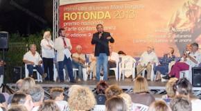Premio Rotonda 2013. La premiazione