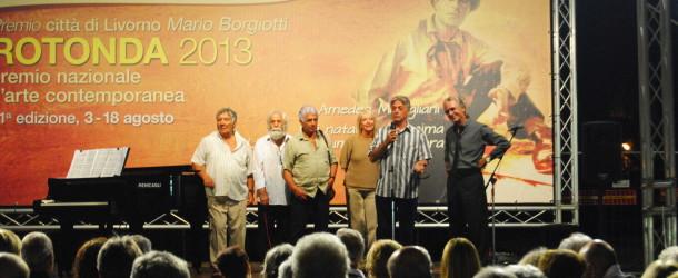 I premiati al Premio Rotonda 2013