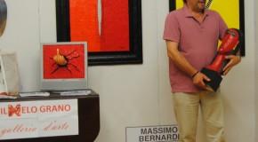 Premio Rotonda 2013, Massimo Bernardi