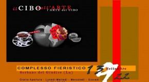 Paolo Netto a Lucca: il Cibo nell'Arte.. Fiera di Lucca (13/09 – 22/09)