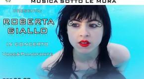 ROBERTA GIALLO (KLISHA)  a Polignano a Mare (6/09)