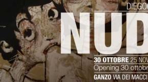DIEGO GABRIELE – NUDE – F_AIR – GANZO – Firenze – (30/10 – 25/11)