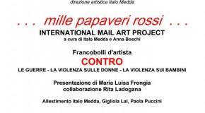INTERNATIONAL MAIL ART PROJECT a cura di Italo Medda e Anna Boschi – SPAZIO G28 – CAGLIARI – (05/10 – 16/10)