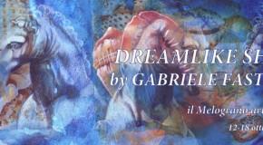 DREAMLIKE SHOW – personale di Gabriele Fastame alla galleria Il Melograno (12/10 – 18/10)