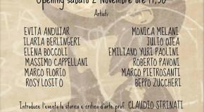 InAsherah Art  – Nel nome della madre – mostra evento – Roma – (02/11 – 10/11)