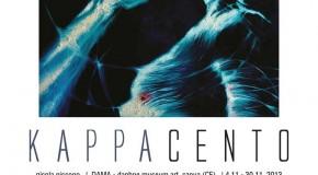 KAPPACENTO- mostra personale di NICOLA PISCOPO – DAMA (Daphne Museum Art) – Capua – (04/11 – 30/11)