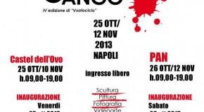 NICOLA PISCOPO A SANKTA SANGO – VUOTOCICLO – NAPOLI – (25/10 – 12/11)