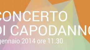 CONCERTO DI CAPODANNO 2014 –   ORCHESTRA GIOVANILE ITALIANA – SCUOLA DI MUSICA DI FIESOLE- FIRENZE- 1/01