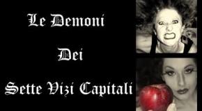 DIEGO MAGLIANI – LE DEMONI DEI SETTE VIZI CAPITALI A PISA  – (01/02 – 27/02)