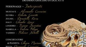 ORFEO InScena –  L'ITALIANA IN ALGERI – G. Rossini – Teatro delle Sfide – Bientina – 26/01