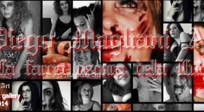 DIEGO MAGLIANI – LA FACCIA OSCURA DELLA LUNA – IL MELOGRANO – LIVORNO – (08/03 – 14/03)