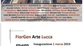 MASSIMO LOMI PARTECIPA A FIORGEN ARTE LUCCA – PALAZZO GUINIGI – (01/03 – 30/03)