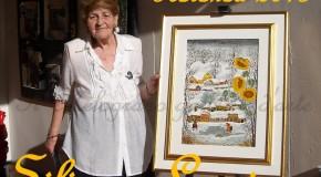 SILIANA LENZI PARTECIPA AL PREMIO ROTONDA LIVORNO 2014