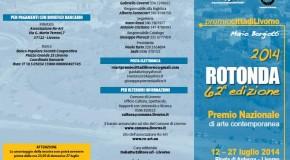 PREMIO ROTONDA 2014 – ISCRIZIONI E REGOLAMENTO – PREMIO CITTA' DI LIVORNO
