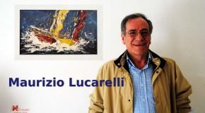 MAURIZIO LUCARELLI PARTECIPA AL PREMIO ROTONDA LIVORNO 2014