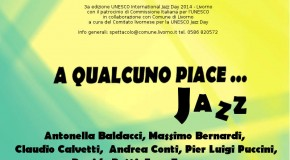 UNESCO INTERNATIONAL JAZZ DAY – A QUALCUNO PIACE…  JAZZ – IL MELOGRANO GALLERIA D'ARTE – 26/04 – 02/05