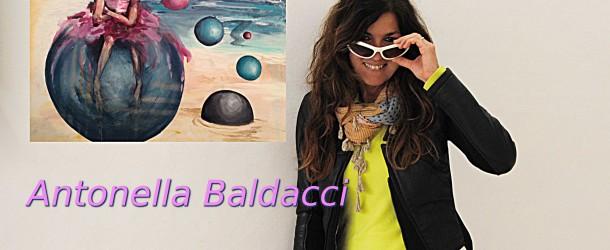 Antonella Baldacci partecipa al Premio Rotonda Livorno 2014