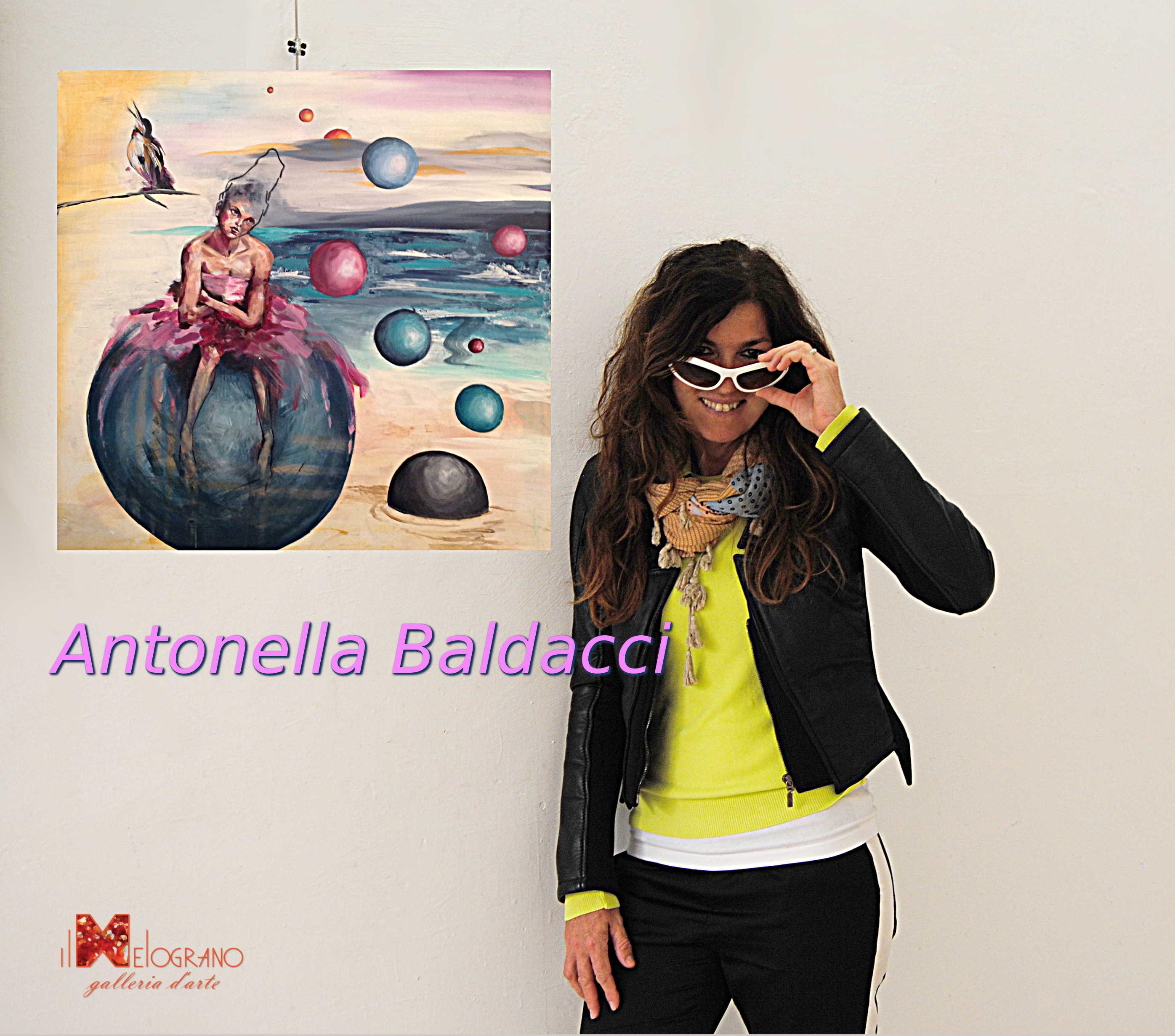 Antonella Baldacci rotonda 2014