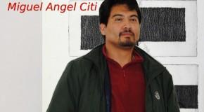 Miguel Angel Citi partecipa al Premio Rotonda 2014