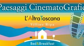 """WeekEnd di Cinema al Villino Ripa l'AltraToscana a cura del Circolo del Cinema """"Officine""""  – 27-29 giugno – Reggello"""